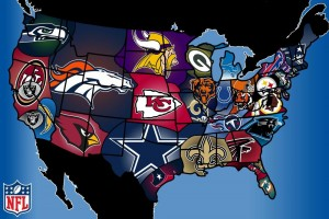 Diary of a foreign NFL fan: Choosing a team