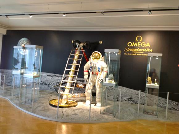 Omega Museum, Biel/Bienne, Switzerland