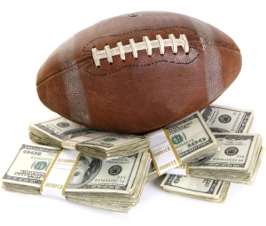 Diary of a foreign NFL fan: Betting on games