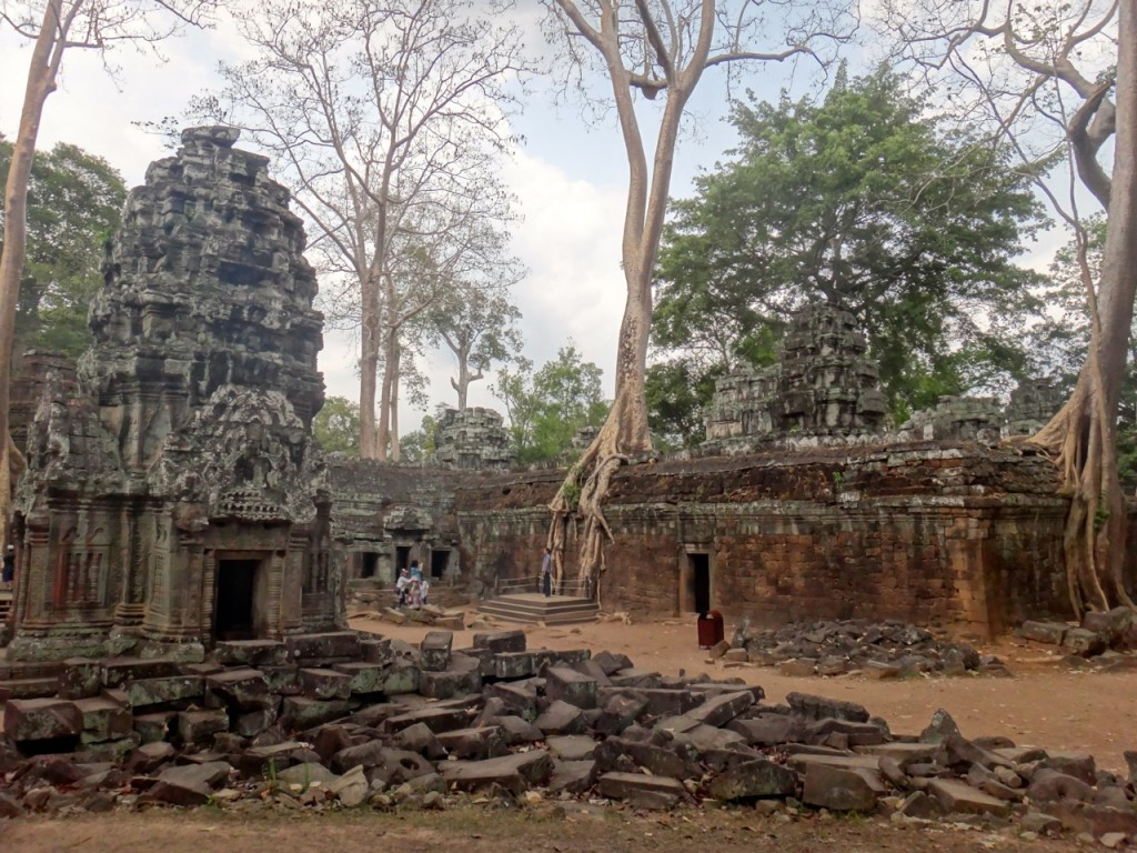 Ta Prohm, Angkor Archaelogical Complex, Siem Reap, Cambodia