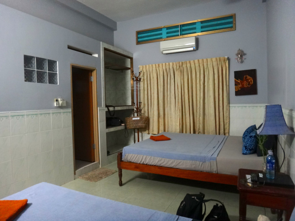 The Cashew Nut Guest House, Siem Reap, Cambodia