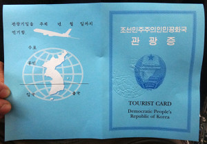 How to apply for a North Korean visa online