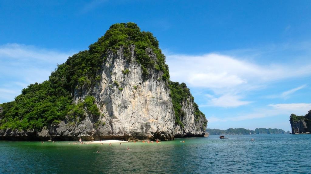 Lan Ha Bay, Haiphong, Vietnam