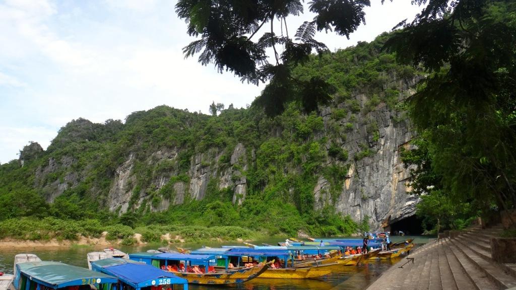 Phong Nha Cave, Phong Nha-Ke Bang National Park, Bo Trach, Quang Binh, Vietnam