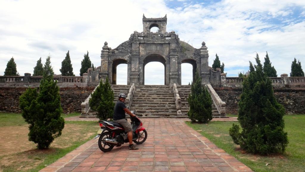 Van Mieu (Temple of Literature), Huong Tra, Thua Thien-Hue, Vietnam