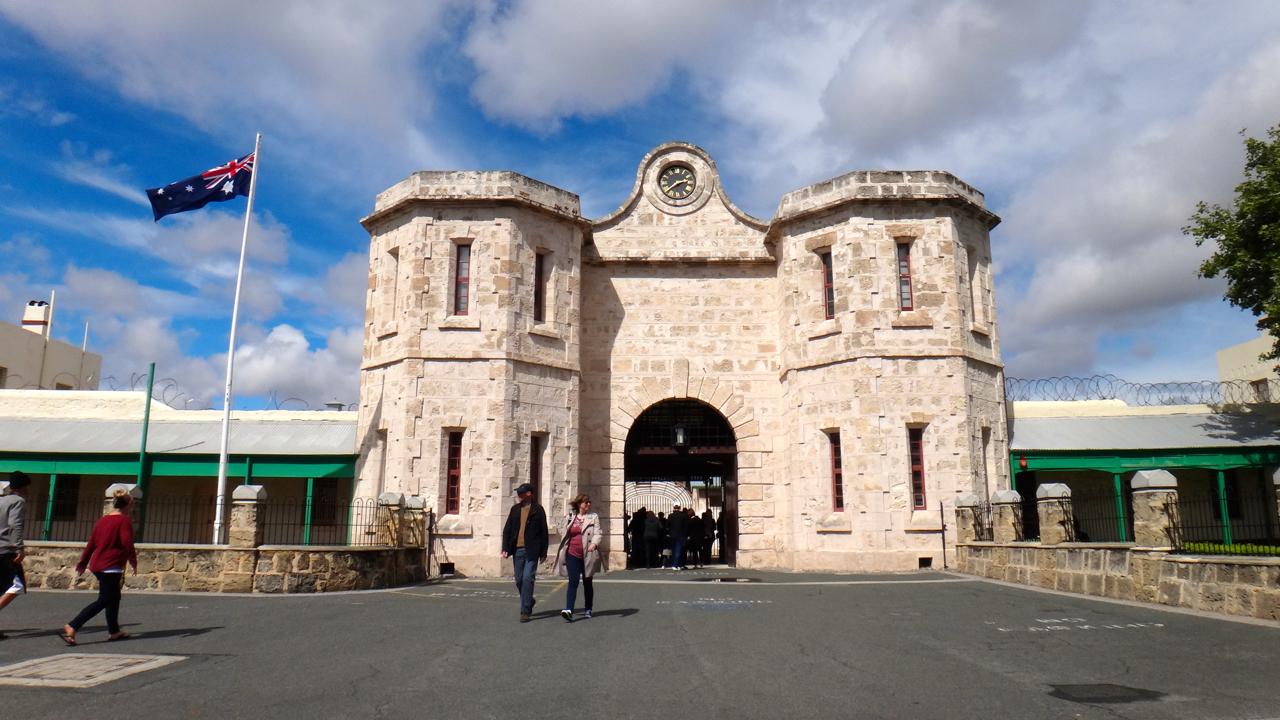 Fremantle Prison, Fremantle, Western Australia