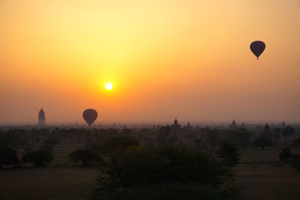 Bagan Archaeological Zone, Myanmar (T Mendoza)