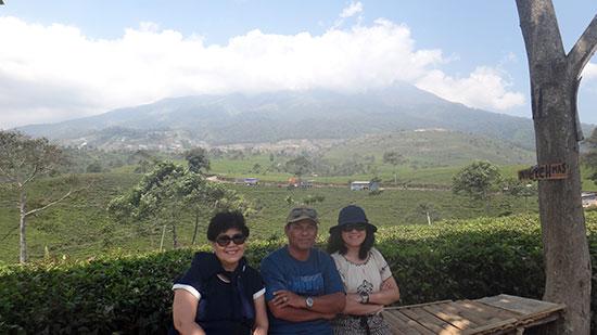 Gunung Lawu (Mt Lawu), Karanganyar