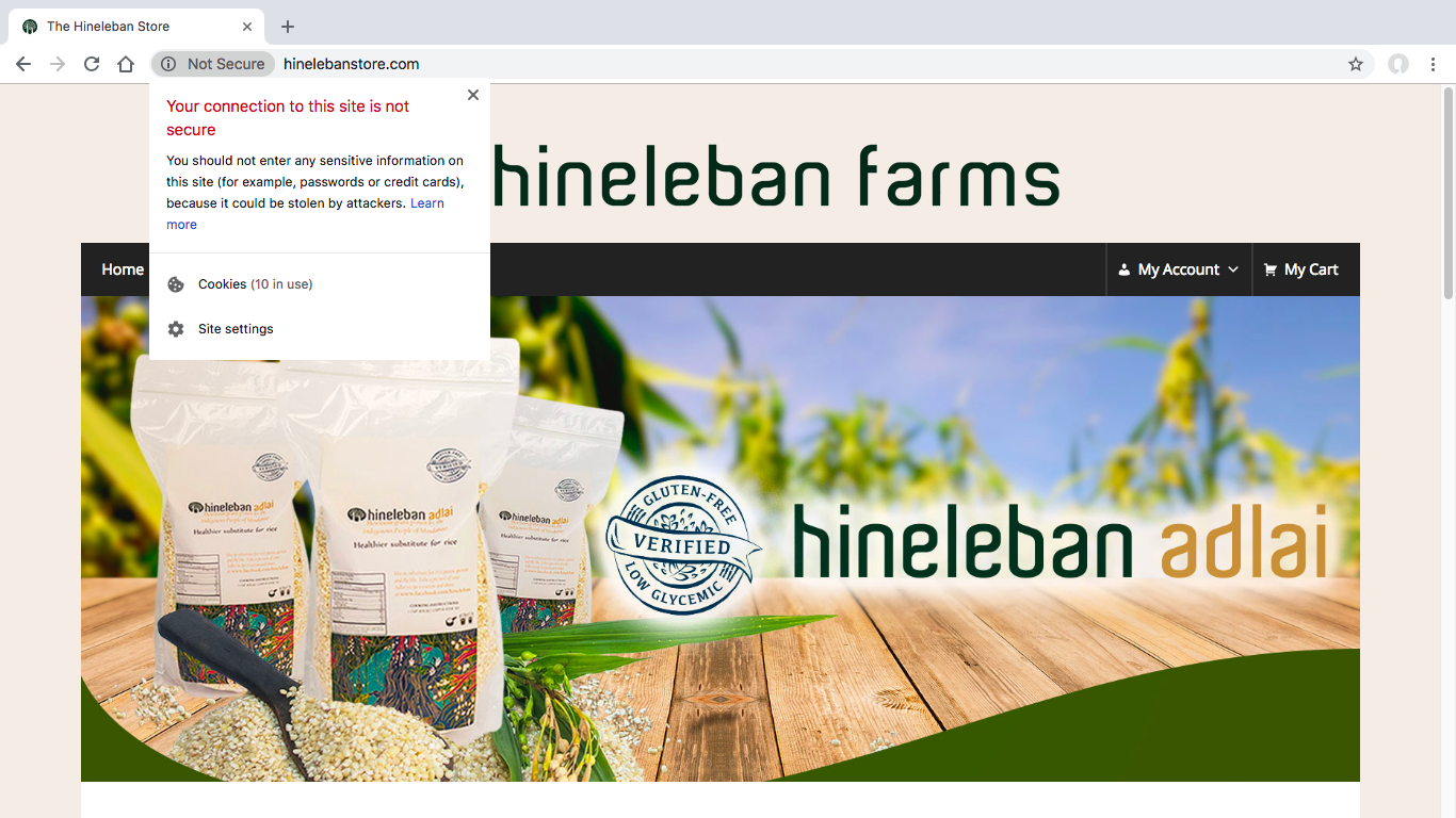 The Hineleban Store