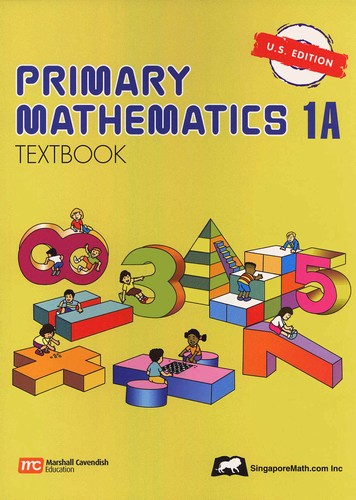 Primary Mathematics by Marshall Cavendish Education and Singapore Math