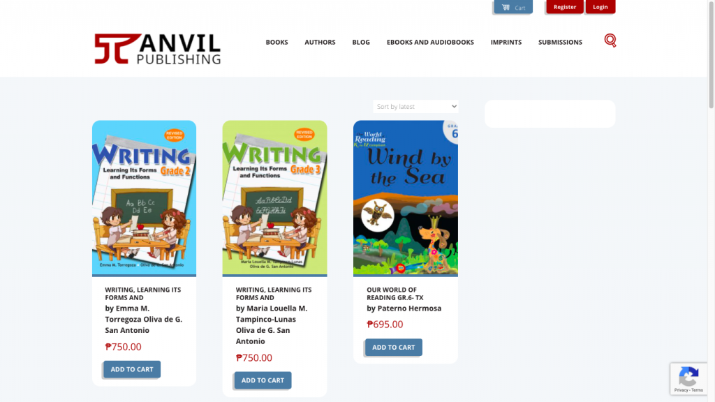 Anvil Publishing